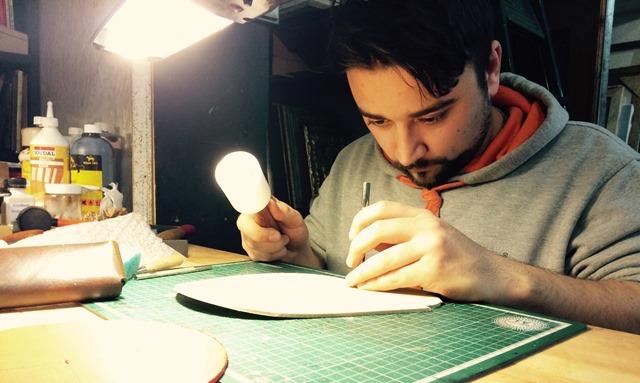 Sandori Stanzen Muster Seitenteile Taschen Zeitlos