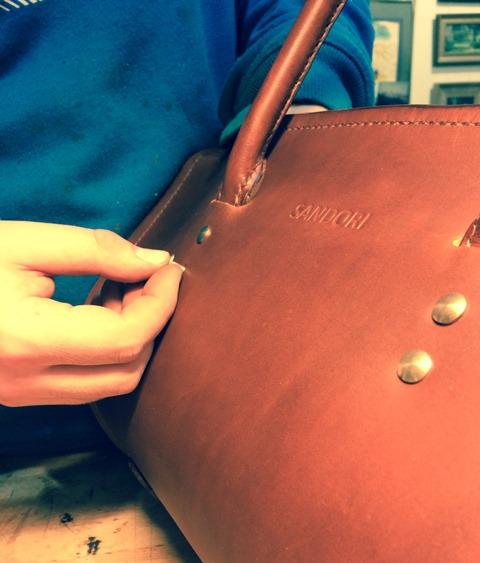 Sandori Verzierungen Taschen Zeitlos