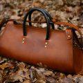 Sandori Herrentasche Weekender Zeitlos cognac braun schwarz Promotion1 original (1024x683)