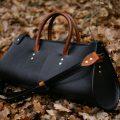Sandori Herrentasche Weekender Zeitlos schwarz cognac braun Promotion4 original (1024x683)
