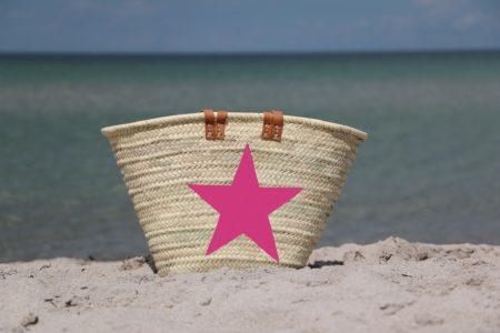 Ibiza Tasche Korbtasche Sandori Stern magenta pink (1024x683)