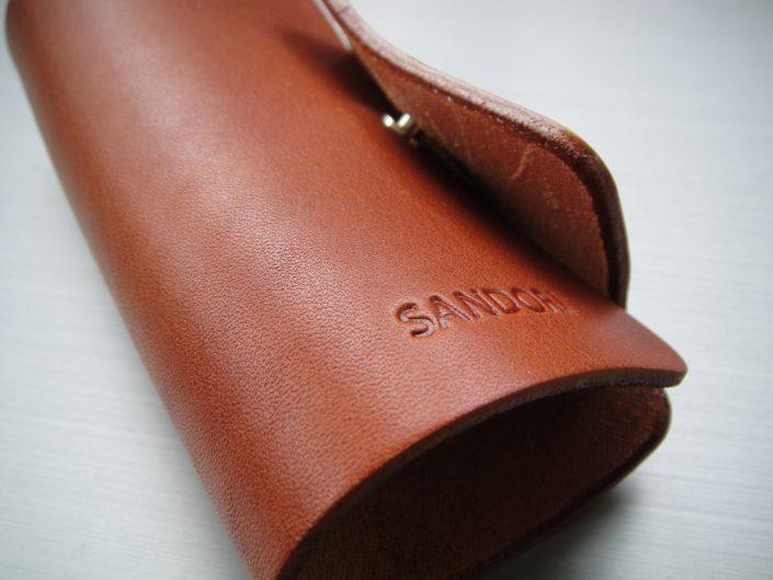 Sandori Schlüsseletui key holder Glattleder braun 8 (1024x768)