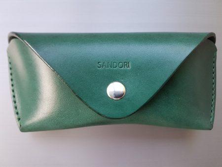 Sandori Brillenetui tannengrün glatt 1 (1024x768)