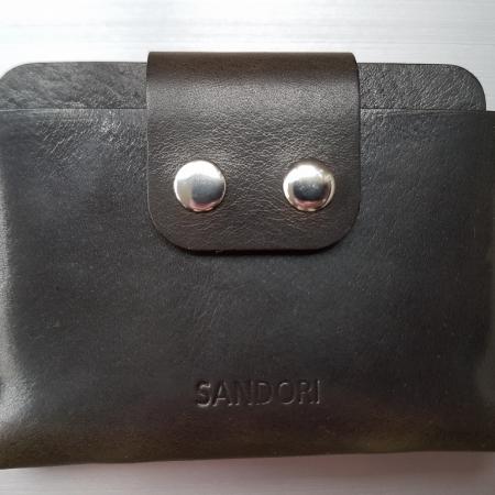Sandori Portemonnaie mini dunkelolive hell glatt 1 (1024x768)