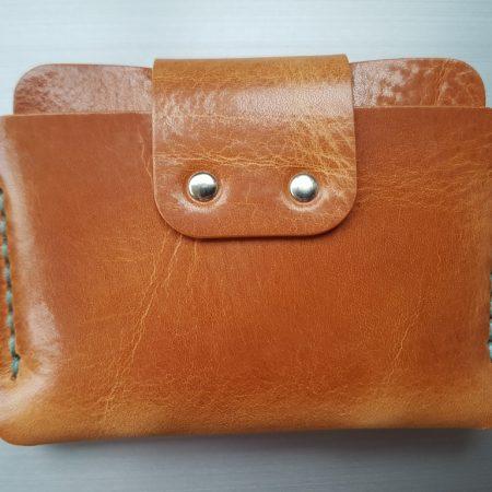 Sandori Portemonnaie mini hellbraun aqua glatt 7 (1024x768)