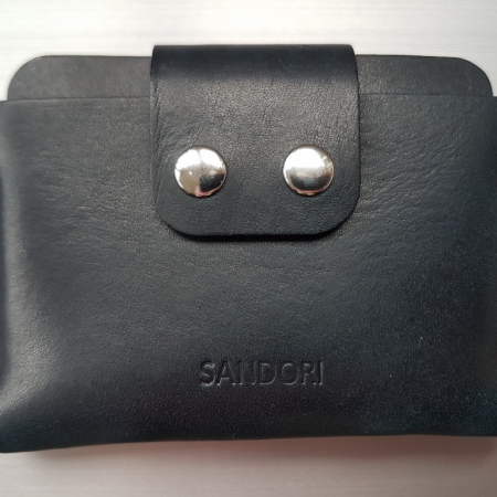 Sandori Portemonnaie mini schwarz rot glatt 1 (1024x768)